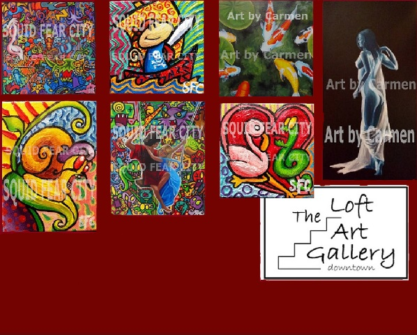 Shop Our Online Store Today Feature Great Art by Local Artist